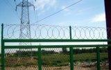 刺铁丝护栏网隔离栅刺绳高速公路隔离栅
