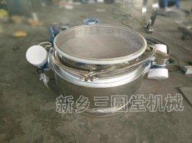 三圆堂振动筛厂家供应 SY振动直排筛 直排筛 面粉筛分机