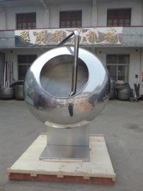 泰州荸荠糖衣机滚球机