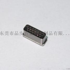 铝合金USB接口CNC加工