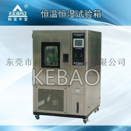 滿足GB/T2423.2標準型恆溫恆溼測試箱