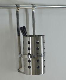 304不锈钢筷子筒筷子笼筷子盒筷子架沥水架置物桶炊具筒厨房置物架收纳架筷子篓