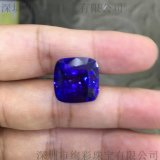 藍寶石與坦桑石,戴安娜款坦桑石,非洲坦桑石價格