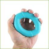 硅胶健身握力器 瑜伽健身器材橄榄形硅胶握力器