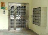 不锈钢单元门 不锈钢对讲门 不锈钢楼宇门