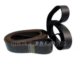 山东伟天实业有限公司多楔带多沟带多槽带橡胶传动带