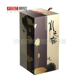 郑州酒盒包装定做 郑州酒盒包装厂
