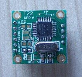 电子平面倾角传感器倾角传感器