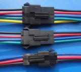 2位到10位LED驅動公母對接端子線(SM-2.54)公母接線端子