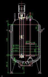 非标准不锈钢罐加工制造,不锈钢储罐生产厂家