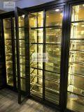 酒店KTV不锈钢恒温酒柜 不锈钢酒架 恒温恒湿酒窖定制厂家