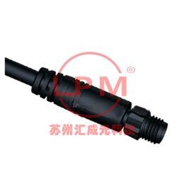 苏州汇成元电子供Amphenol安费诺8P-04AMMM-SL7AXX替代品防水线束
