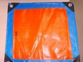 PE蓝橘篷布