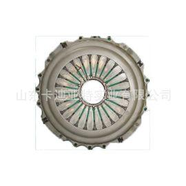 上汽红岩 杰狮系列 驾驶室配件 离合器压盘总成厂家图片 价格