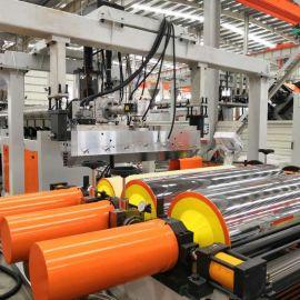 ASA裝飾膜生產線 ASA裝飾薄膜擠出線