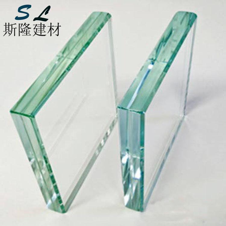 深圳斯隆玻璃廠批發5mm 6mm 8mm 10mm 12mm 15mm 19Mm 鋼化玻璃 建築玻璃