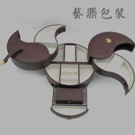 北京皮盒厂家,专业化妆品皮盒生产厂家