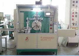 广州隆华圆体精油瓶全自动丝印机LH-300