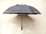 銷售火熱的長杆傘廣告傘可以定製log