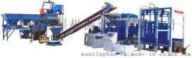 郑州全自动水泥空心砖机 6-18 型免烧水泥砖机 液压砌块免烧砖机厂价直销