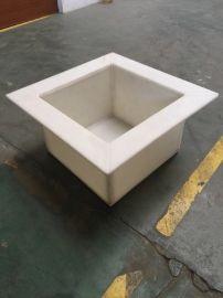 江苏PP方箱塑料水箱腐箱酸碱箱塑料酸洗槽 鱼箱PP贮槽厂家 上海聚丙烯厂家