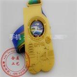 馬拉松獎牌_高檔馬拉松獎牌_廣州合益馬拉松獎牌製作_免費設計
