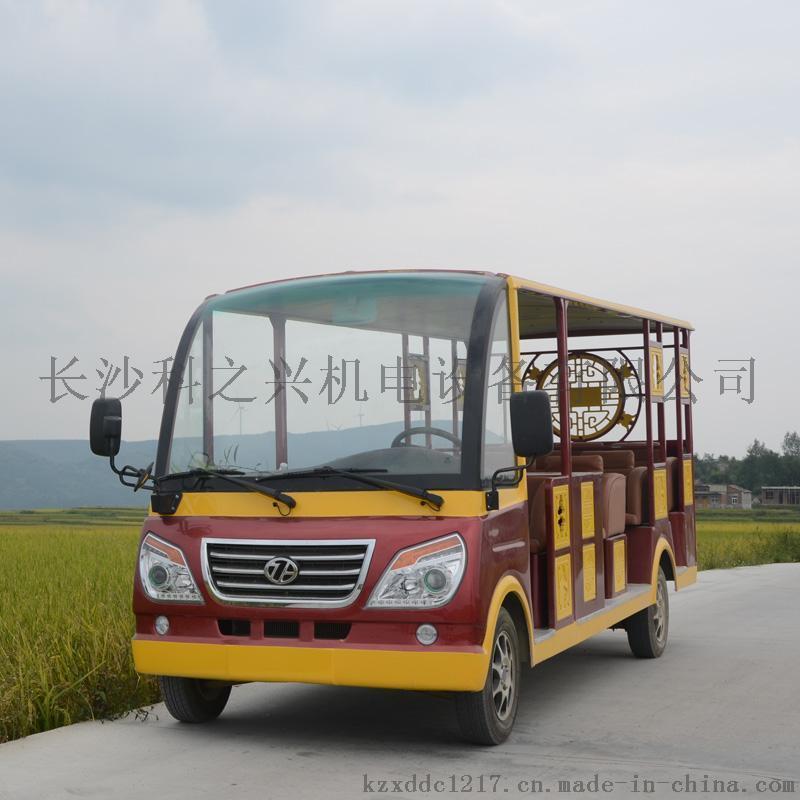 仿古燃油观光车,景区旅游观光燃油车,农庄汽油观光车