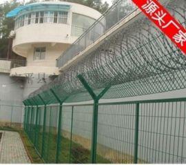 河北安平方川厂家供应监狱护栏网Y型柱防护网