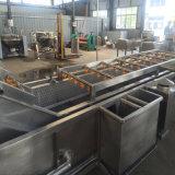江苏不锈钢高效小龙虾加工设备 清洗蒸煮加工流水线