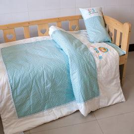 艾伊庭家纺儿童被套四件套卡通儿童床上用品定制