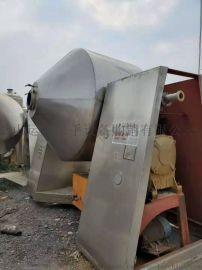 二手生化制品5000升搪瓷双锥回转式真空干燥机