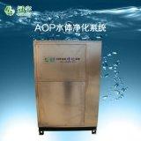 上海市飲用水AOP水體淨化設備涉水批件