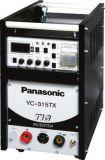松下逆变控制直流TIG焊YC-315TX钨极脉冲氩弧焊机