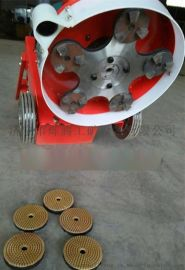 青岛环氧地面打磨机 自带吸尘打磨机 地面抛光机操作方便快捷