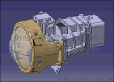 projector雙光LED遠近光車燈光學設計