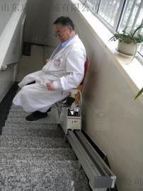 直线座椅电梯 别墅家用旧楼改造楼梯 升降椅 爬楼