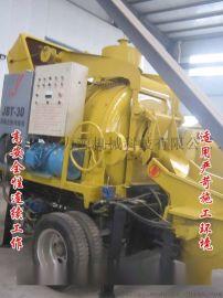 江西章贡|搅拌拖泵一体机排名|电机拖式混凝土输送泵型号参数