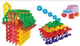 华隆HL6098益智塑料积木