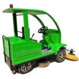 電動駕駛式掃地車道路清掃車