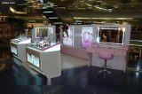 护肤品展示柜、制作化妆品柜台、化妆品展示柜效果图、化妆品展示柜、欧莱雅化妆品展示柜制作