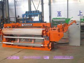 恒泰厂家直销全自动荷兰网波浪网波浪护栏网电焊卷网机 价格优惠