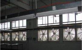 常州工厂通风系统,车间降温设备安装,负压风机专卖