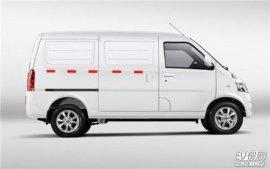 陕汽厂家价格直销供应成都市电动封闭式货车