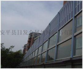 市政景观声屏障 小区金属围墙 空调外机降噪工程