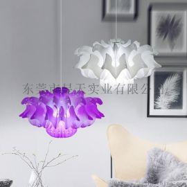 工厂生产 创意PP灯罩 特色酒吧客栈餐厅灯罩