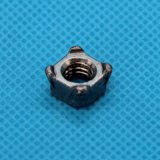 304不鏽鋼 四方焊接螺母