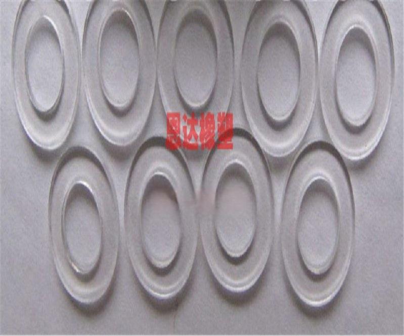 PVC垫片 阻燃PVC垫圈 耐磨介子 PVC华司 可销售