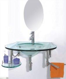 玻璃台盆(B-022)