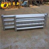 A型D89*3.5大型蒸汽光排管散熱器廠家鑫冀新