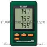 EXTECH SD200型三通道溫度資料記錄儀